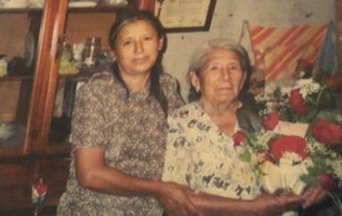 Isabel María Angamarca; Personaje de mi tierra