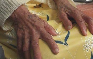 (Video) Madres y abuelitas de centro gerontológico añoran visita de sus hijos