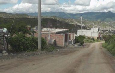 (Video) Presidente del barrio Loma del Niño pide a las autoridades atender necesidades del sector