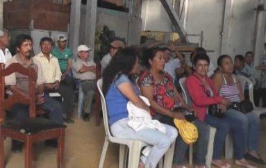 (Video) MAGAP entregó 1.200 gavetas a 50 agricultores de Catamayo