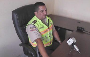 (Video) Policía Nacional intensificará controles por feriado