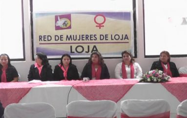 (Video) Red de Mujeres de Loja con nueva directiva.