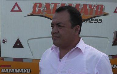 (Video) En presencia de autoridades se realizará la rifa que organiza Catamayo Express.