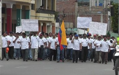 (Video) Sector laboral se solidarizó con adultos mayores tras el cierre del Centro Diurno.
