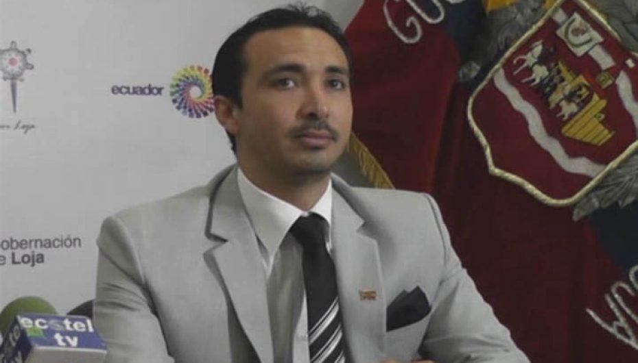 (Video) Eduardo Jaramillo Aguirre, es  el nuevo Gobernador de la provincia de Loja