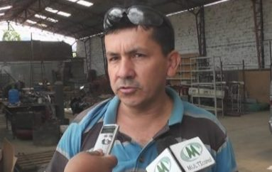 (Video) Líder Vivanco es nuevamente Presidente de los artesanos de Catamayo