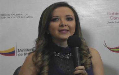 (Video) Johanna Ortiz, destaca gestión realizada durante 2 años 7 meses que estuvo al frente de la Gobernación.