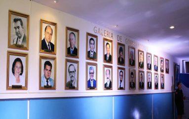 (Video) Presentan galería fotográfica de ex Gobernadores