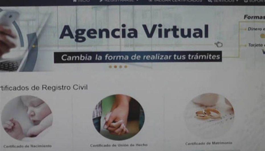 (Video) Certificados de nacimiento, matrimonio y unión de hecho, se podrá obtener a través del internet.