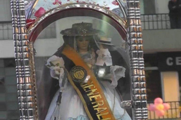 (Video) Gobierno Parroquial de El Cisne  se prepara para las fiestas religiosas y comerciales  en honor a la Churonita.