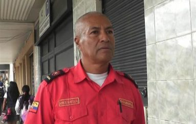 (Video) Cuerpo de Bomberos realizará inspección a locales y a establecimientos el próximo mes.