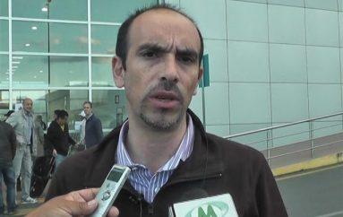 (Video) Viceministro aseguró que se indemnizará a familias afectadas por el túnel Las Totoras.