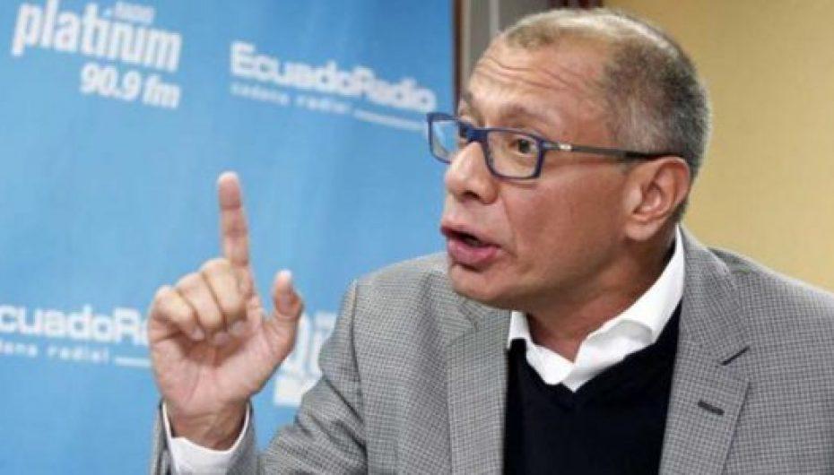El CAL resolverá sobre juicio a Glas, después del de Carlos Pólit
