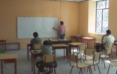 (Video) Estudiantes cumplen proceso de recuperación en instituciones educativas
