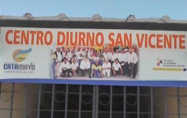 (Video) Más de 60 adultos mayores asisten a Centro diurno San Vicente