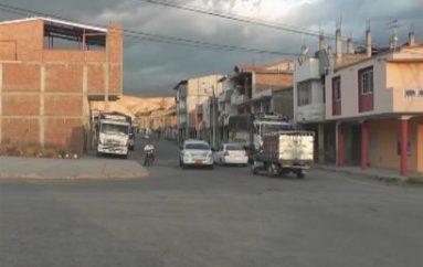 (Video) Dirigente de El Porvenir pide solución a calles en mal estado e inseguridad