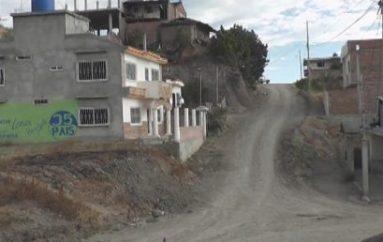 (Video) Presidente del sector Jesús del Gran Poder pide lastrado de calles y construcción de cancha