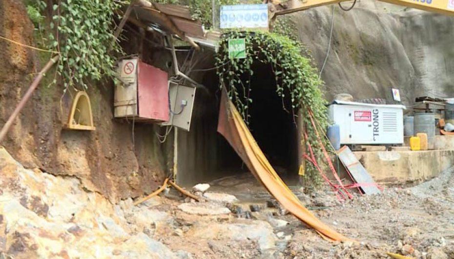 (Video) Alcalde de Calvas: exigen indemnización para  los damnificados por el colapso del túnel Las Toras y terminación de la obra.