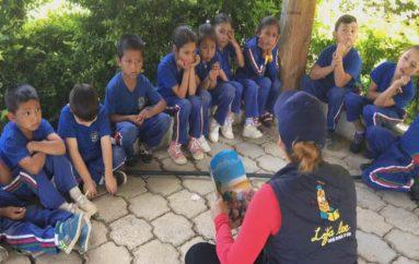 (Video) Campaña de lectura llega en esta primera fase a 5 mil estudiantes de 4 cantones de la provincia de Loja.