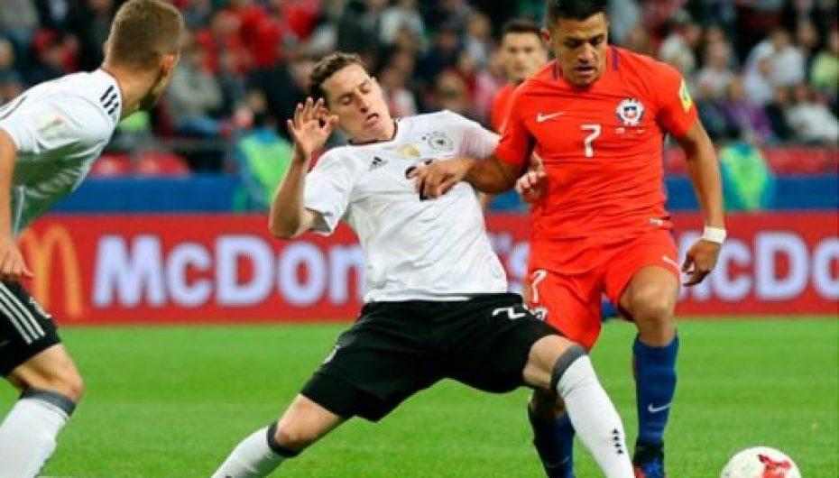 Jorge Barraza: Chile – Alemania, sabroso menú de domingo