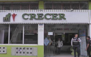 (Video) Directivos de la Cooperativa de Ahorro y Crédito CRECER cuentan los momentos difíciles que vivieron durante el día del asalto.