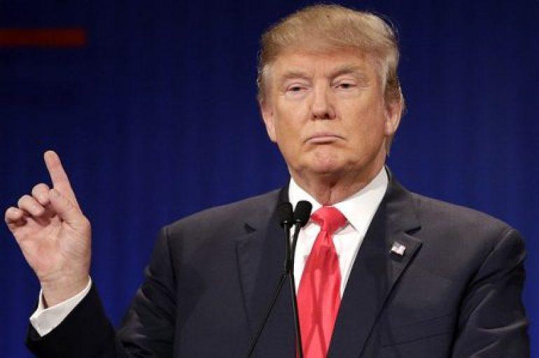"Donald Trump acusa a los medios de estimular ""odio"" contra él"