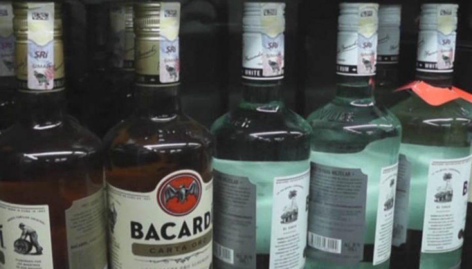 (Video) Comerciantes de licor piden más plazo para colocar sello tributario.