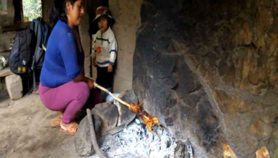 (Video) El sector Pucará/El Tambo conserva sus tradiciones gastronómicas