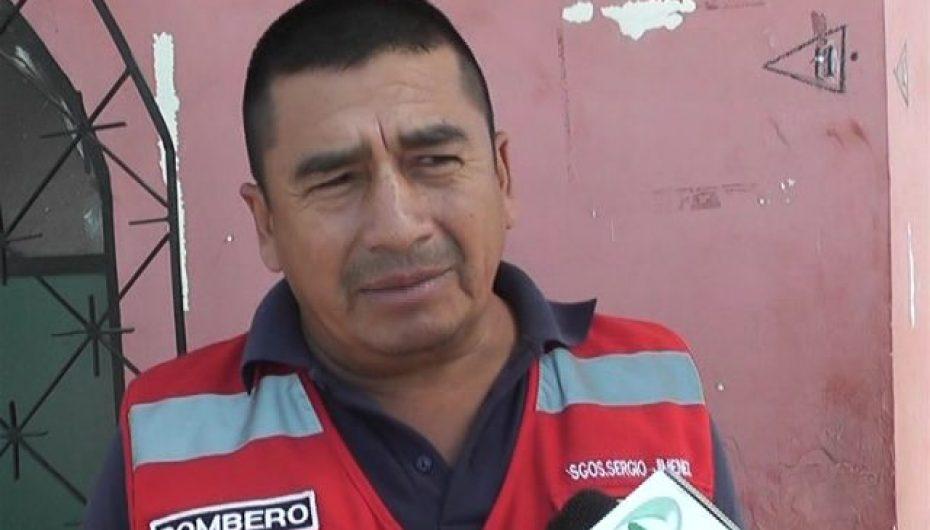 (Video) Cuerpo de Bomberos controló incendio forestal en San José.