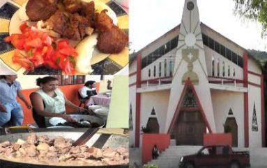 (Video) Gastronomía y atractivos naturales atraen más turistas a la parroquia El Tambo.