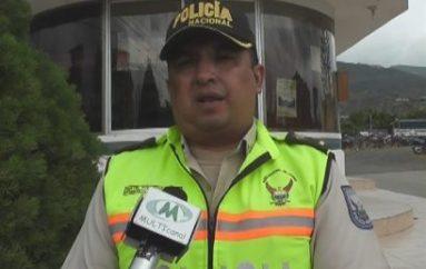 (Video) Policía registró denuncias por robo de celulares y otras pertenencias durante romería