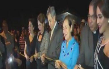(Video) Prefecto de Loja inauguró vía Intervalles, con una inversión de más de 13 millones de dólares