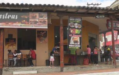 (Video) Comercio de Catamayo se intensificó durante la romería