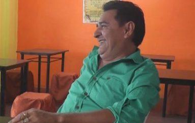 Luis Padilla (Viejo Lucho); Personaje de mi tierra