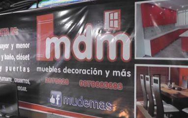 (Video) Muebles, decoración y más en la feria comercial de Agosto en Catamayo