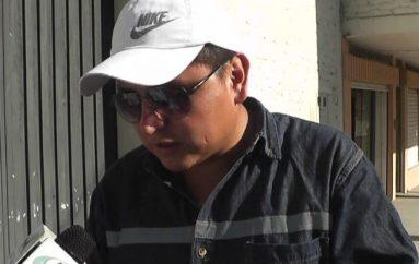 (Video) Trabajos de prueba del alumbrado en la Avenida Isidro  Ayora generan suspensión de energía.
