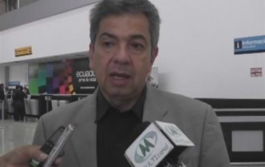 (Video) Prefecto de Loja asegura que el apoyo al sector de la producción continúa