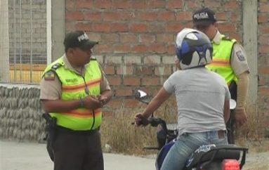 (Video) Nuevo operativo de la Policía Nacional se desarrolló en Catamayo