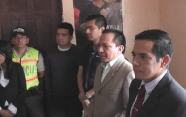 (Video) Walter Ruíz regresa a la Tenencia Política de El Tambo
