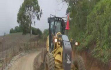 (Video) Vía Pindal-Milagro-Paletillas con un avance importante