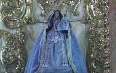 (Video)  Todo listo para celebrar mañana el día central de fiesta de la  Virgen del Cisne