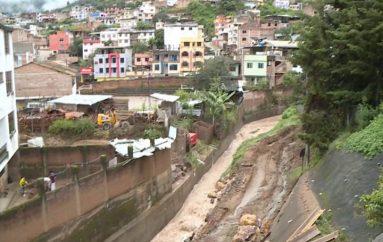 (Video) En diciembre se entregarían estudios para la estabilización y terminación del túnel de la quebrada las Totoras, en Calvas.