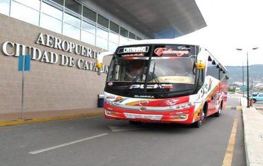 (Video) Cooperativa Catamayo Express se encuentra en proceso de innovación de sus unidades.