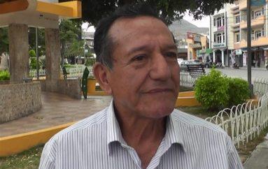 (Video) Franco Cañarte asegura que no hay obras de autoridades en Chaquircuña.