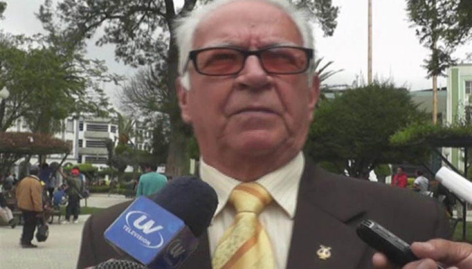 (Video) Jubilados piden la restitución del aporte del Estado del 40% para las pensiones jubilares.