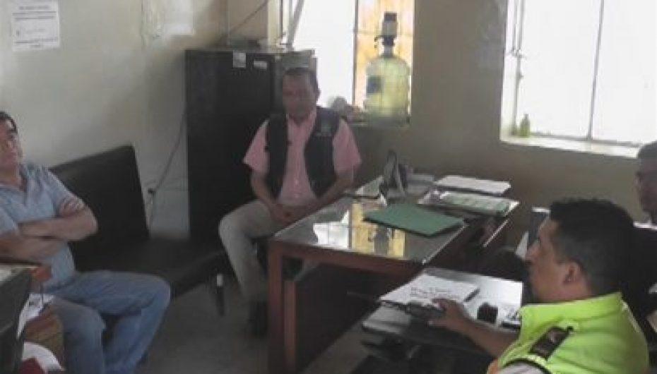 (Video) Luego de anuncio de dirigente, autoridades se reúnen para evitar cese de actividades en transporte
