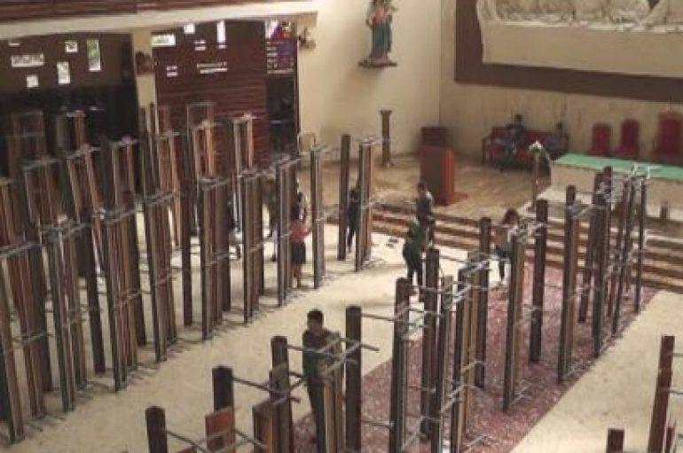 (Video) Transportistas preparan recibimiento de la Virgen de El Cisne en Catamayo