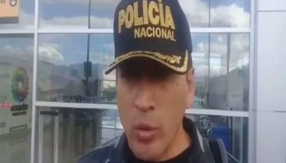 (Video) Jefe nacional de control fronterizo visitó la provincia de Loja