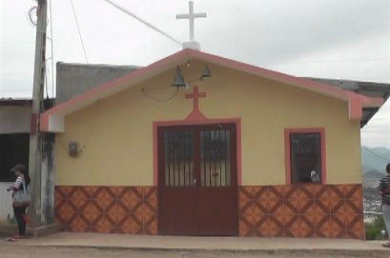 (Video) Terreno de capilla en San Antonio Alto es ahora propiedad de la Diócesis de Loja