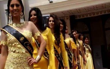 (Video) Candidatas a Reina de Loja fueron presentadas a la prensa.